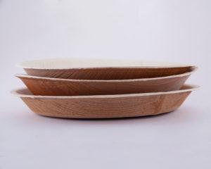 Areca Leaf Plates,Square Ecoplate ,Disposable areca leaf plates