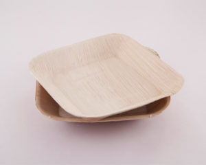 Square Ecoplate, Biodegradable plates,Palm leaf plates