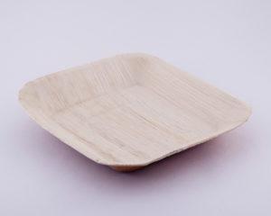 Areca Leaf Plates,Square Ecoplate