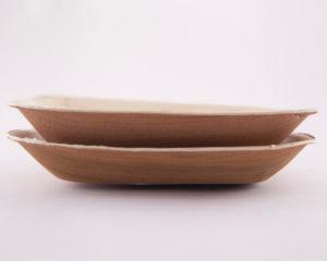 Square Ecoplates,Disposable palm plates,Eco friendly Plates